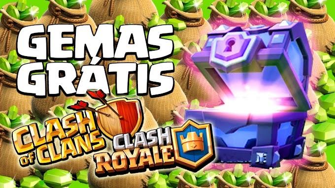 Como conseguir gemas no Clash Royale de graça [3 ideias simples]