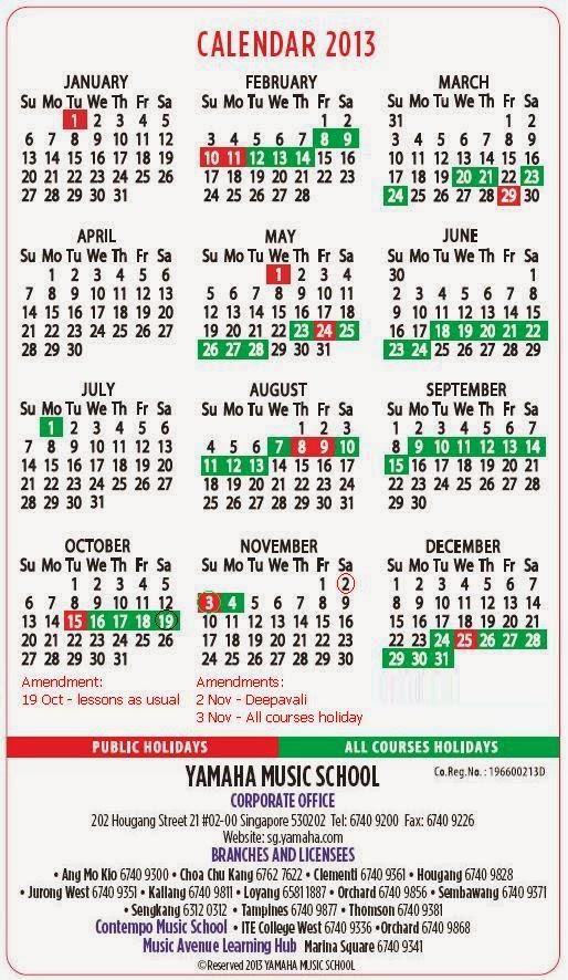 Calendar Printable Keyboard Calendar Strips 2016 - Calendar