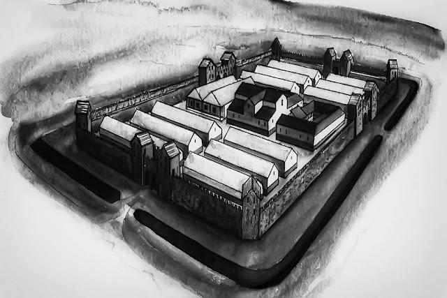 Gabrosentum Roman Fort