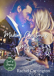 Making Christmas Magic by Rachel Carrington