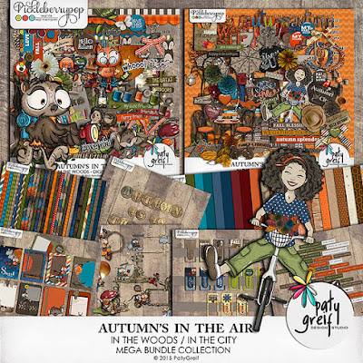 Autumn's In The Air from Paty Grief Digital Designer