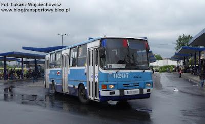 Ikarus 260, PKM Świerklaniec