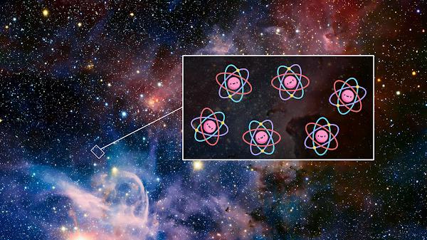 Six Protons per Cubic Meter