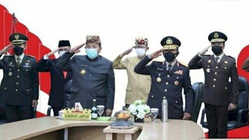 Keseleo Lidah, Sekdaprov Lampung Sebut Sila Kelima Jadi Sila Kedua