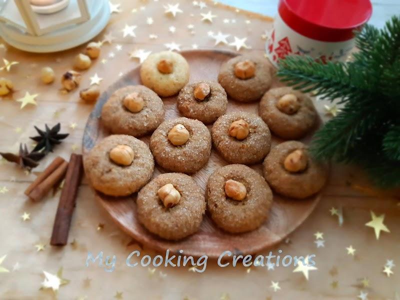 Маслено тесто с брашно от лешници за линцери, сладки с печати и други * Pasta Frolla alla nocciola di Luca Perego