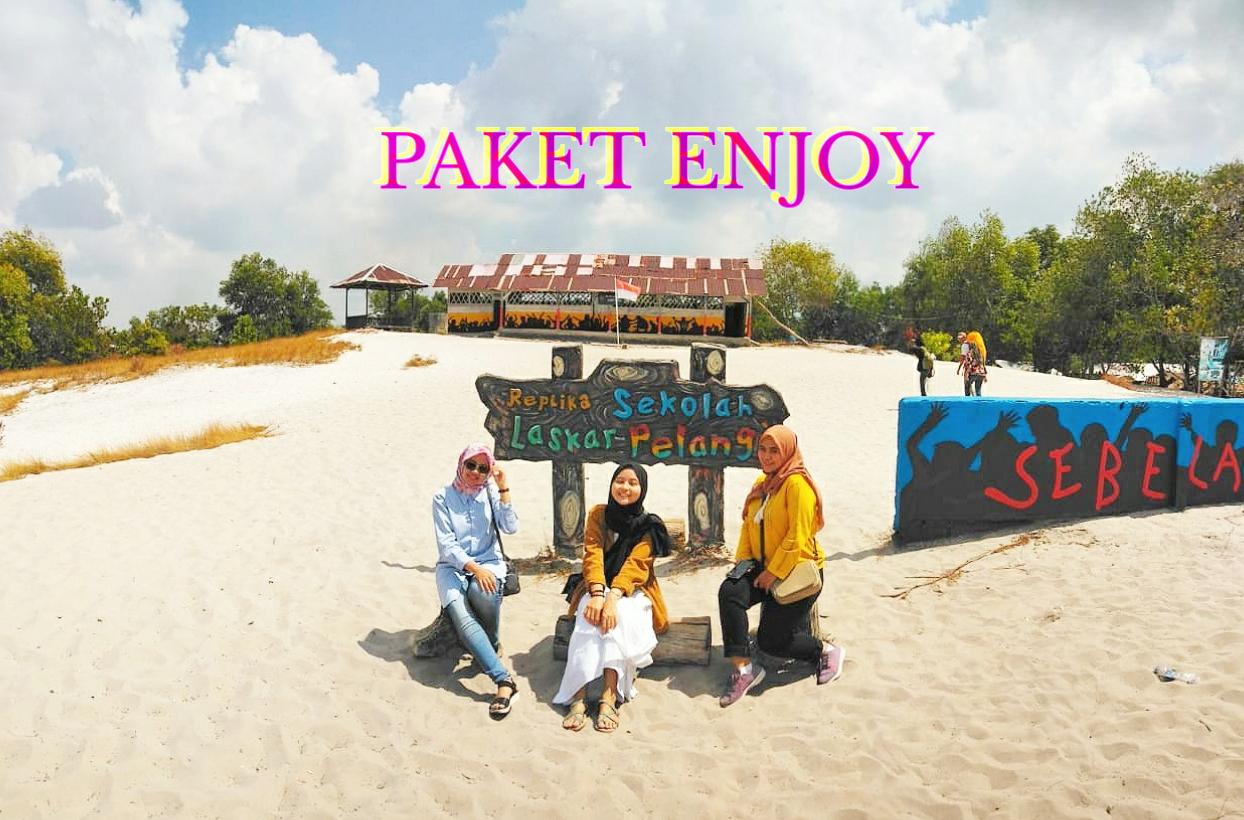 Paket Enjoy Belitung
