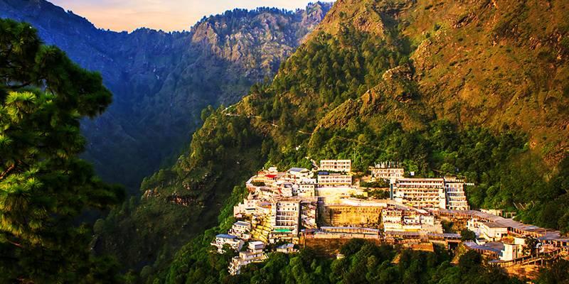 Vaishno Devi Temple Wikipedia Hindi
