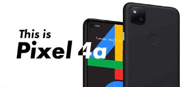 google pixel 4a user manual
