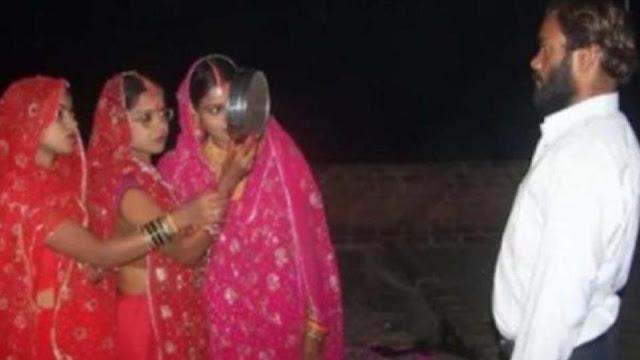 Три сестры вышли замуж за одного мужчину, чтобы не разлучаться