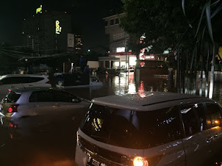 Banjir Kemang #5 Agustus 2016