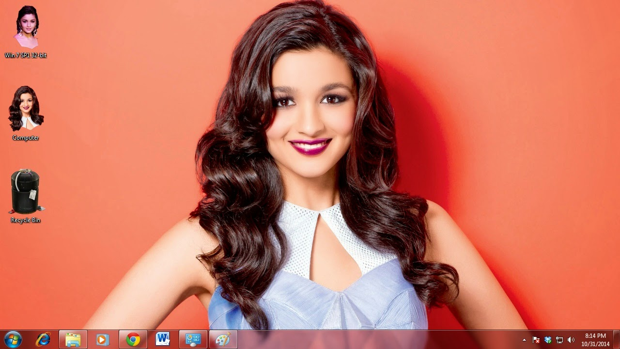 Downlaod Alia Bhatt icon .ico