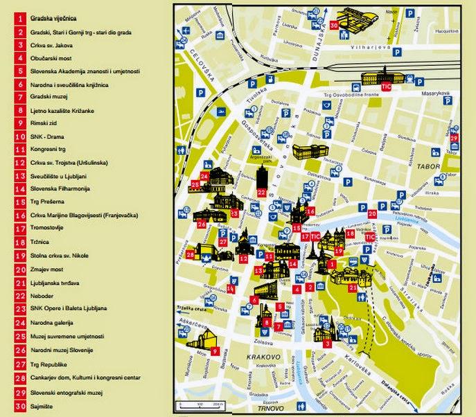 temisvar mapa Kao na dlanu : * Korisne mape *** temisvar mapa