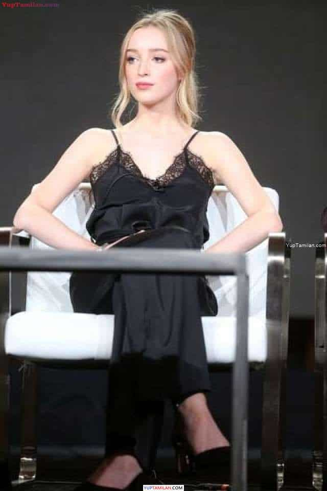 Phoebe Dynevor Hot & Sexy Photos - Cleavage show Pictures
