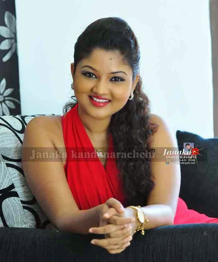 SL Hot Actress Pics: TV Presenter And Tele Drama Actress