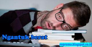 Menghilangkan ngantuk berat