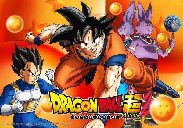 Anime Dragon Ball Super Goku Vegeta Bills Whis