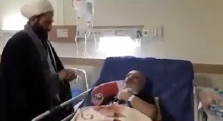 Imam Syiah Asal Iran Buron Usai Oles Parfum ke Pasien Infeks Corona