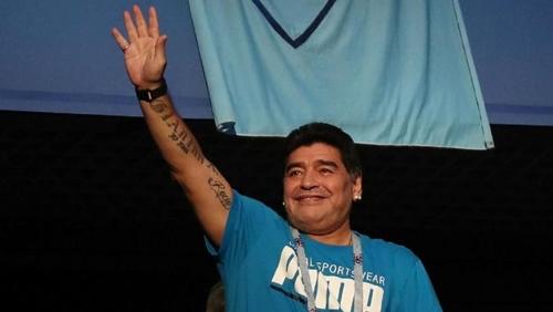 Maradona Meninggal Dunia di Usia 60 Tahun karena Henti Jantung