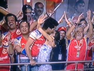 Deepika Padukone and Siddharth Mallya Kiss in Public
