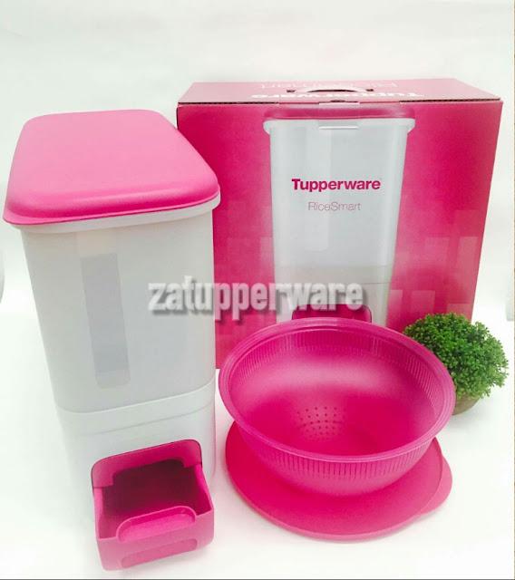 Tupperware RiceSmart Pink (1) 10kg