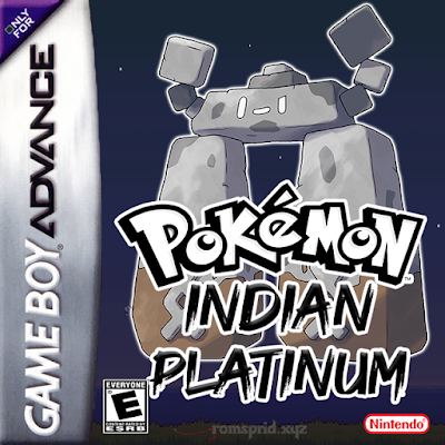 Pokemon Indian Platinum GBA ROM Hack Download