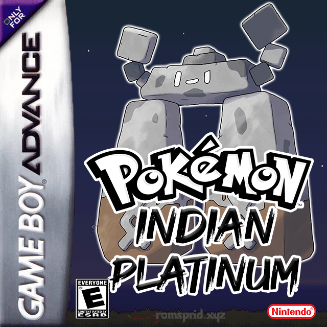 Pokemon Indian Platinum