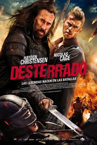 Desterrado (2014) [BRrip 720p] [Latino] [Acción]