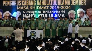 Rektor Universitas Jember : Nahdlatul Ulama Mitra Strategis Dalam Meredam Paham Radikalisme