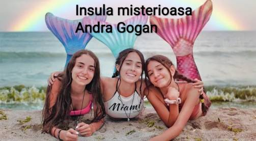 Insula misterioasa [Versuri] lyrics - Andra Gogan