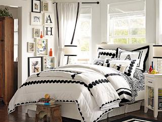 Desain kamar tidur cewek remaja