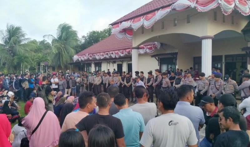 Warga Natuna Minta Observasi WNI dari Wuhan Dipindah ke Kapal Perang