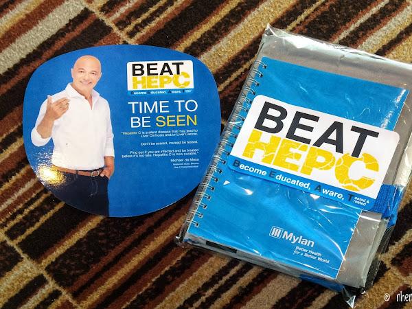 B.E.A.T. Hepatitis C!