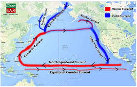 EFFECTS OF COLD OCEAN CURRENT