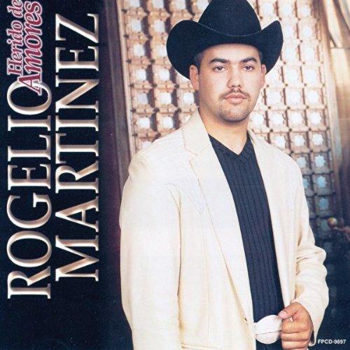 El RM (Rogelio Martinez) - Heridos de amor (Disco)