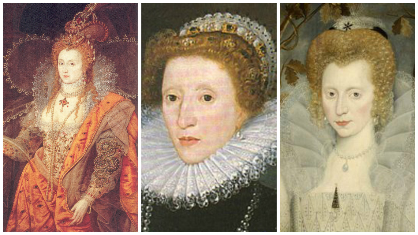 redheads and royalty: hair and elizabethan society