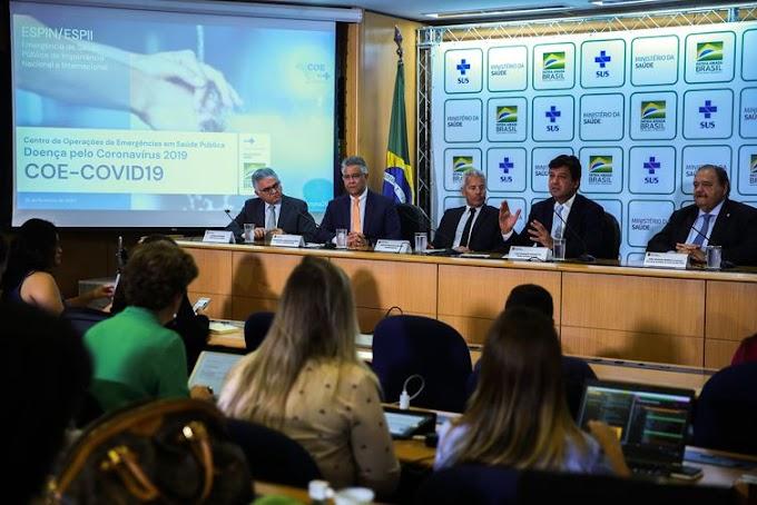 Primeiro caso: América Latina está alerta após confirmação de coronavírus no Brasil
