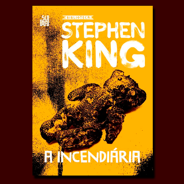 A Incendiaria - Biblioteca Stephen King