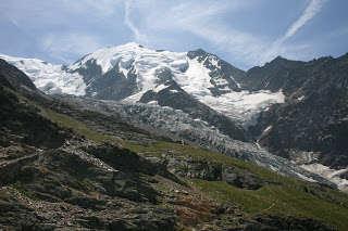 Pensées en marchant dans les massifs