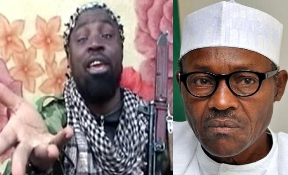 Image result for buhari and boko haram