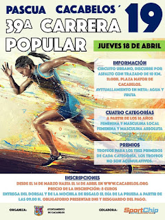 Carrera Popular de Pascua 2019
