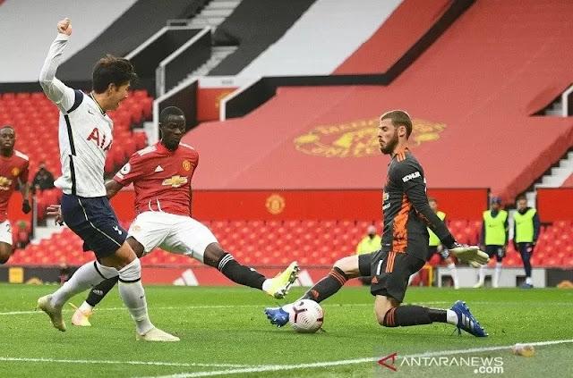 Tottenham Jadikan Manchester United Bulan-bulanan