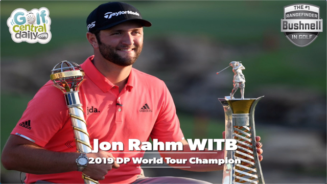 Whats In The Bag Jon Rahm 2019