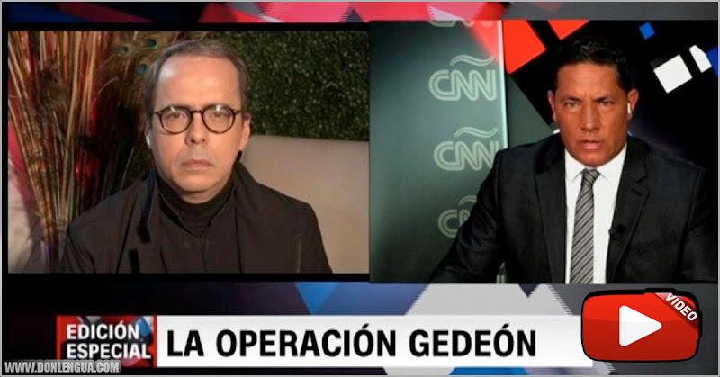 JJ Rendón y su relación con la Operación Gedeón de Chancletas