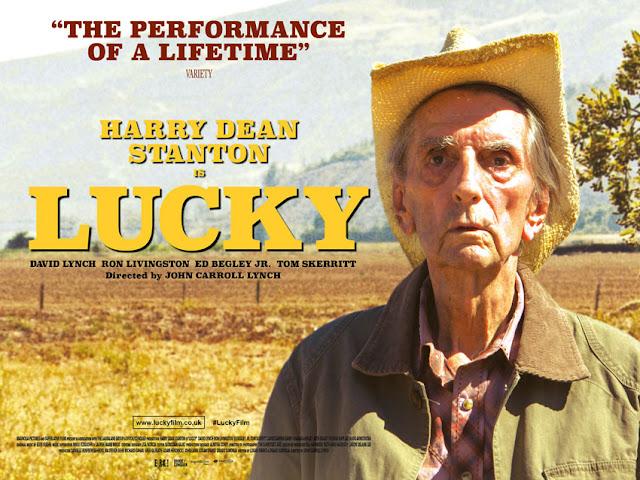 Harry Dean Stanton lucky