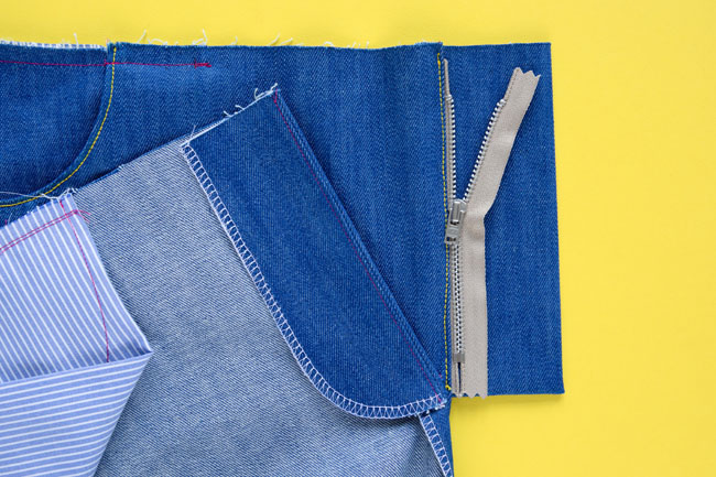 How to Sew a Zip Fly - really useful video!