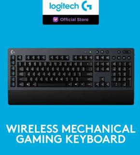 Jual Logitech G613 Wireless Mechanical Gaming Keyboard
