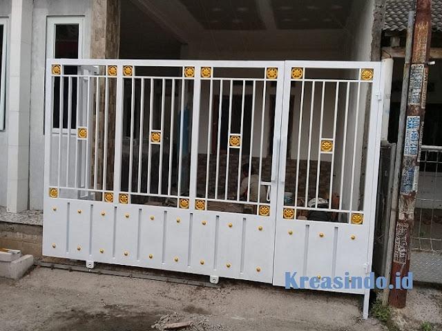 Buat Dekorasi Rumah Lebih Menarik dengan Pintu Pagar Besi Minima