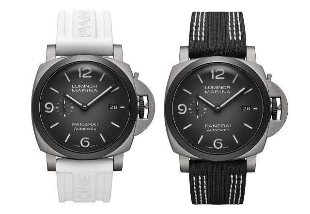 Hands On: Panerai Luminor Marina 44 mm Guillaume Ne?ry Edition Watch Replica
