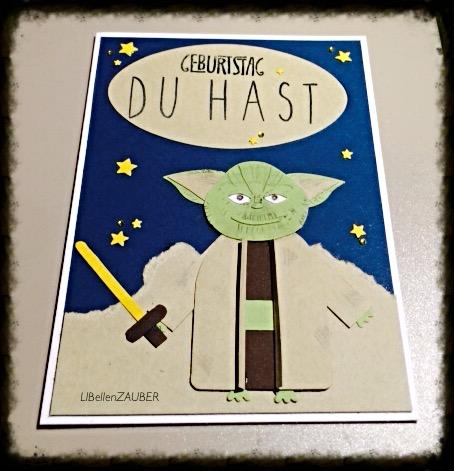 Yoda Alles Gute Zum Geburtstag Lustige Personliche