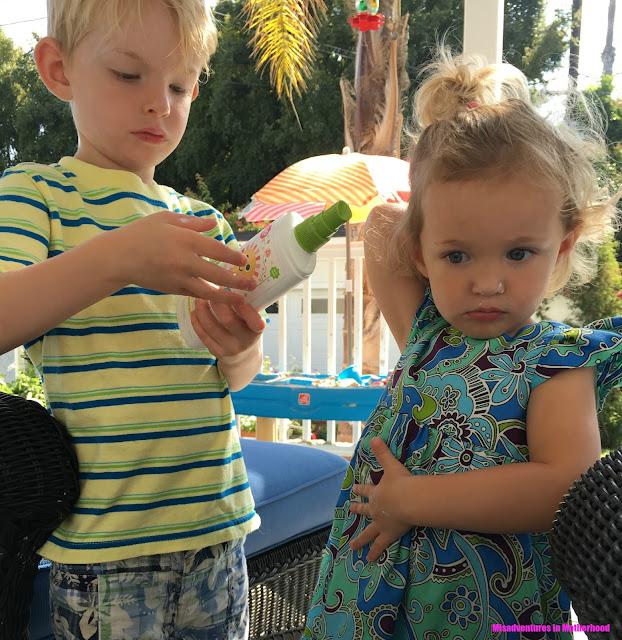 Babyganics giveaway